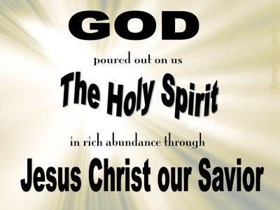 Titus 3:6