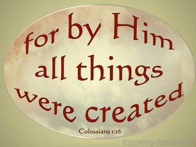 Colossians 1:16