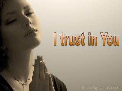 Psalm 31:14