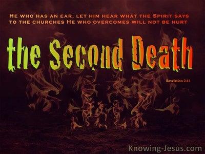 Revelation 2:11