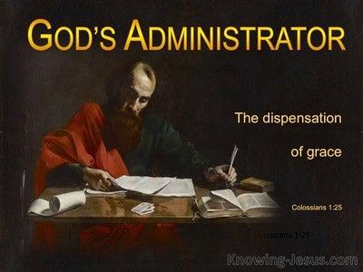 Colossians 1:25