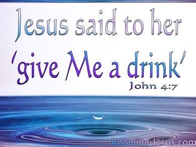 John 4:7