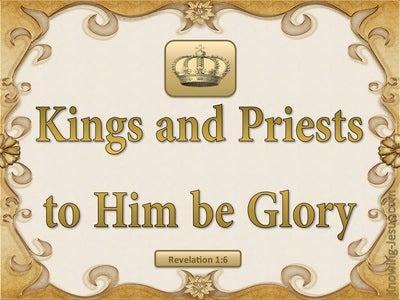 Revelation 1:6