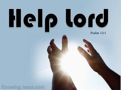 Psalm 12:1