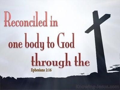 Ephesians 2:16