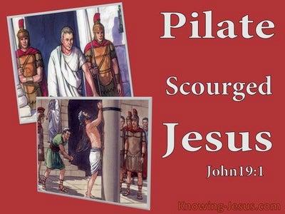 John 19:1