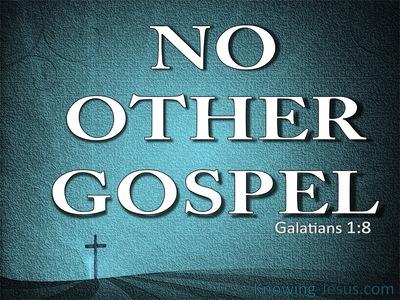 Galatians 1:8