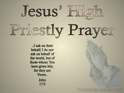 John 17:9