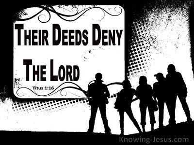 Titus 1:16