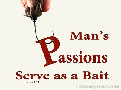 James 1:14