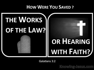 Galatians 3:2
