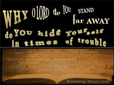 Psalm 10:1