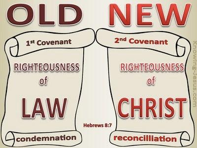 Hebrews 8:7