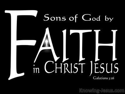 Galatians 3:26