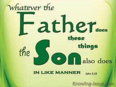 John 5:19