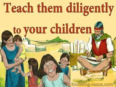 Deuteronomy 6:7