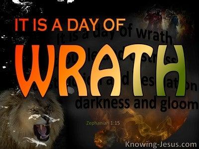 Zephaniah 1:15