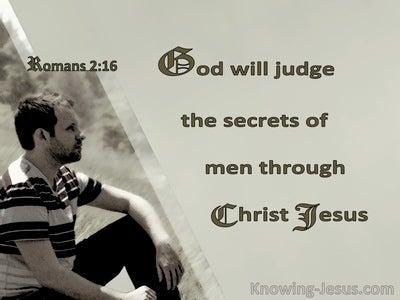 Romans 2:16