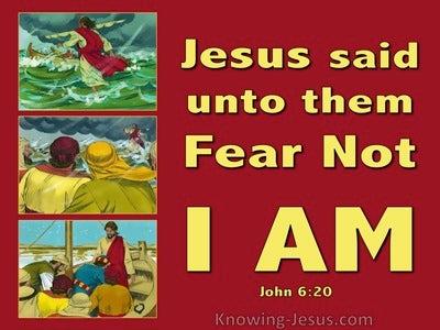 John 6:20