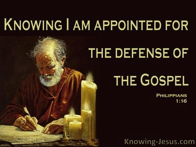 Philippians 1:16