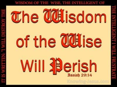 Isaiah 29:14