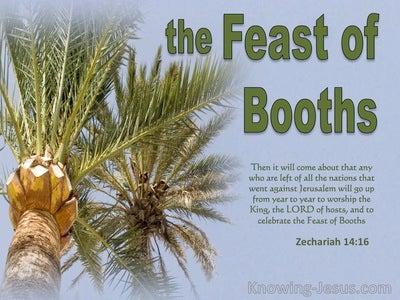 Zechariah 14:16