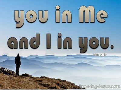 John 14:20