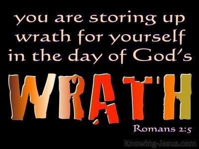 Romans 2:5