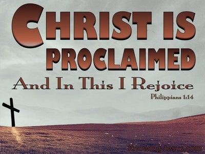 Philippians 1:18