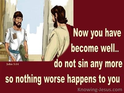 John 5:14