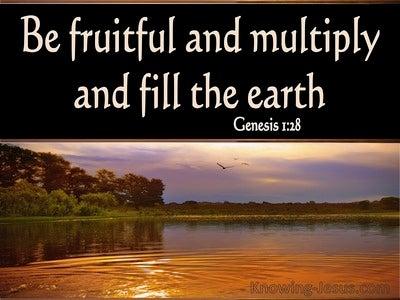 Genesis 1:28