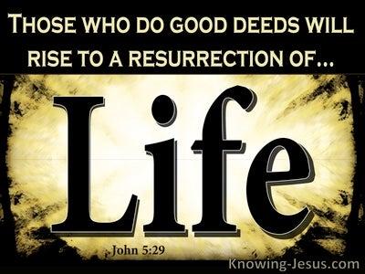 John 5:29
