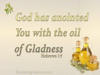 Hebrews 1:9