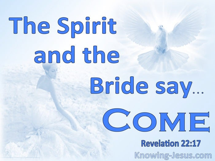 What Does Revelation 22:17 Mean?