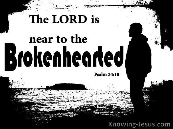 what does it mean to be broken hearted
