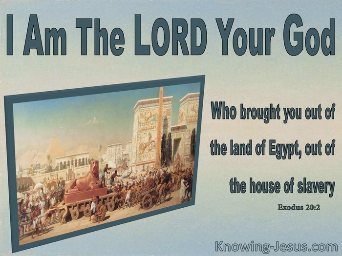 What Does Exodus 20:2 Mean?