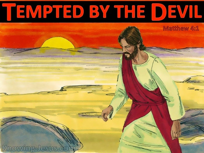 What Does Matthew 4:1 Mean?